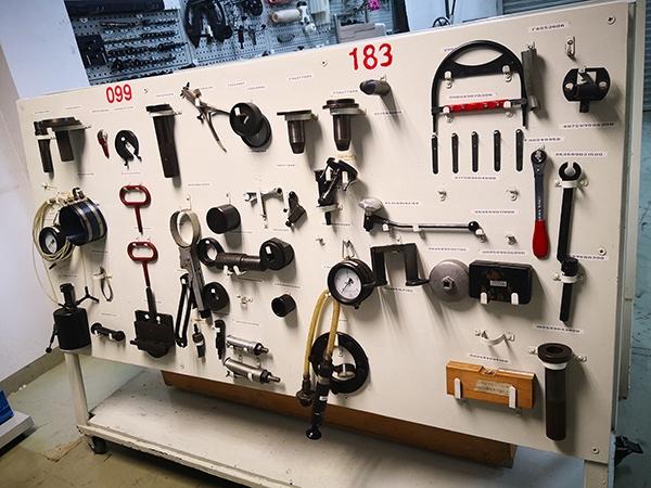 发电机组专用工具