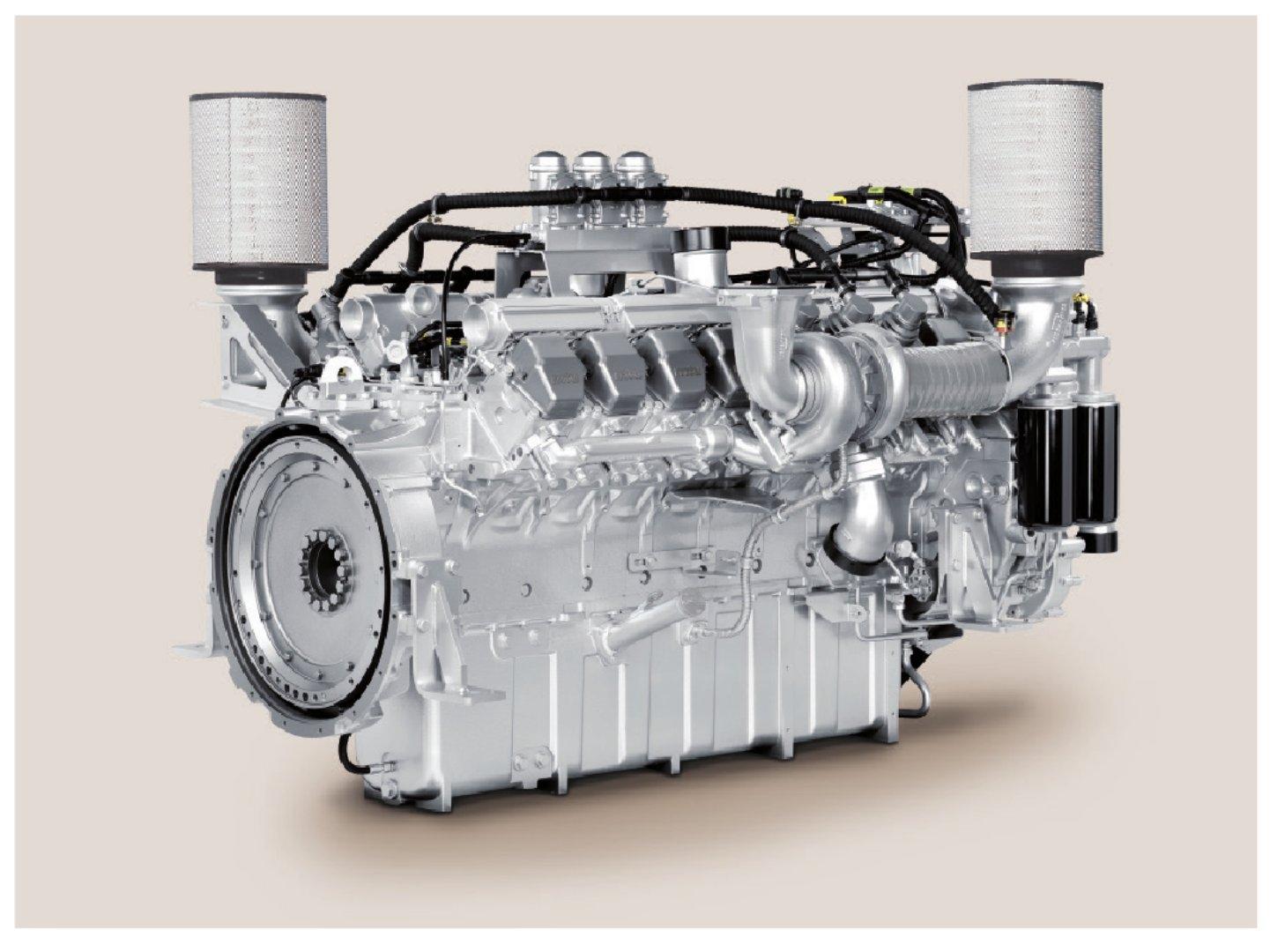 MTU发动机